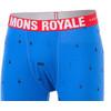 Mons Royale M's 3/4 Long John Bay Blue Lifts